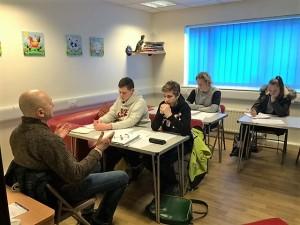 russian-school-gcse-class