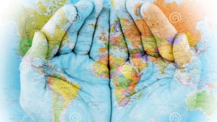 Hands of the world (2)